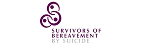 Survivors of Bereavement by Suicide logo