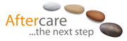 Service logo for Aftercare - the next step